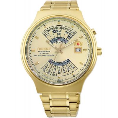 Ceas barbatesc ORIENT FEU00008CW Multi-Year Calendar