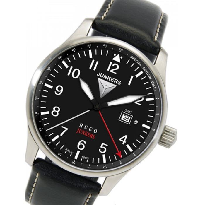 Ceas barbatesc Junkers 505.24H/6644-2 Hugo GMT