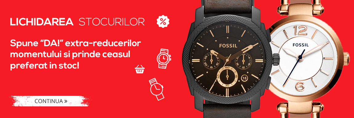 Lichidari de stocuri ceasuri topwatch.ro