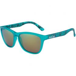 Ochelari de soare unisex Bolle Matte Turquoise 473 12062