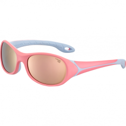 Ochelari de soare copii Cebe FLIPPER PINK BLUE 1500 GREY BL FM PINK