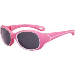 Ochelari de soare copii Cebe S'CALIBUR PINK WHITE 1500 BL