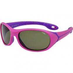 Ochelari de soare copii Cebe SIMBA DARK PINK 1500 GREY BL