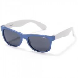 Ochelari de soare copii Polaroid P0300 0JU Y2 Blue White