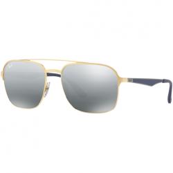 Ochelari de soare unisex Ray-Ban RB3570 001/88
