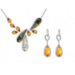 Set Preciosa (Orange) - Thyra by Veronika