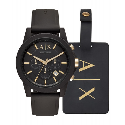 Ceas barbatesc Armani Exchange AX7105 SET Gents