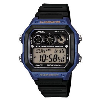 Ceas barbatesc Casio AE-1300WH-2AVDF Illuminator