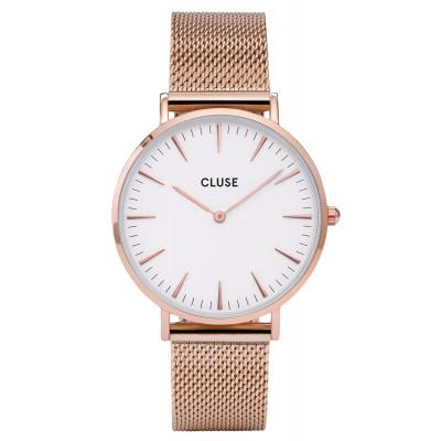 Ceas de dama Cluse La Boheme Mesh CL18112