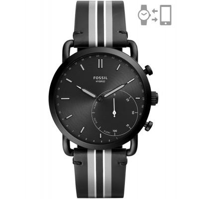 Ceas Smartwatch barbatesc Fossil Q Hybrid FTW1181 Commuter
