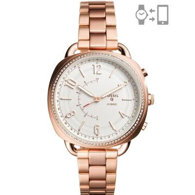 Ceas Smartwatch de dama Fossil Q Hybrid FTW1208 Accomplice