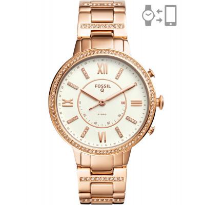 Ceas Smartwatch de dama Fossil Q Hybrid FTW5010 Virginia