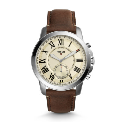 Ceas Smartwatch Fossil Q Hybrid FTW1118 Grant
