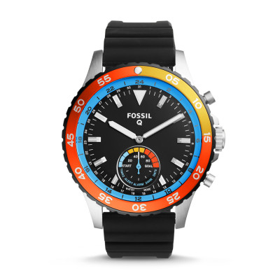 Ceas Smartwatch Fossil Q Hybrid FTW1124 Crewmaster