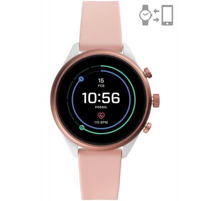 Ceas Smartwatch de dama Fossil Q Touchsceen FTW6022 Sport