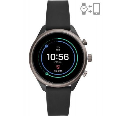 Ceas Smartwatch de dama Fossil Q Touchsceen FTW6024 Sport