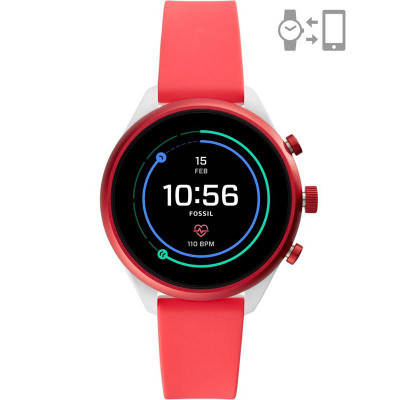 Ceas Smartwatch de dama Fossil Q Touchsceen FTW6027 Sport