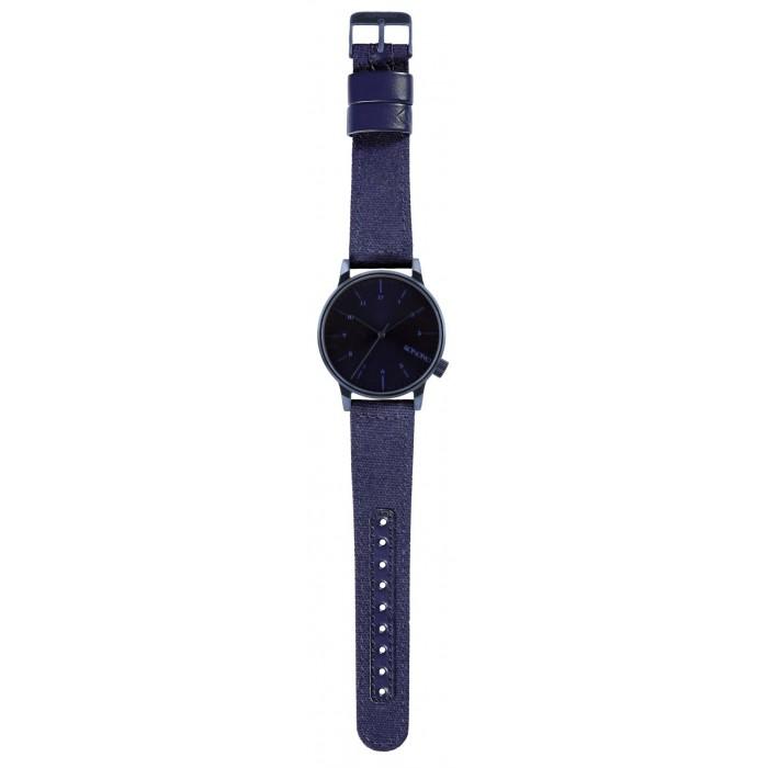 Ceas unisex Komono KOM-W2111 Monotone Blue