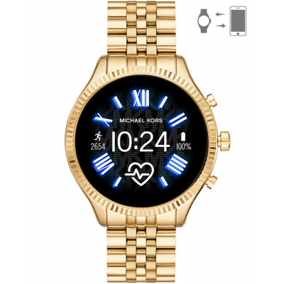 Ceas de dama Michael Kors Access Touchscreen MKT5078 Smartwatch - Lexington Gen 5