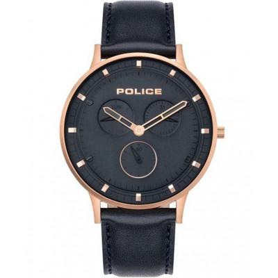 Ceas barbatesc Police 15968JSR/03 Berkeley