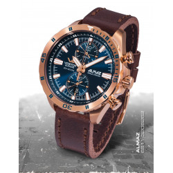 Ceas barbatesc Vostok - Europe 6S11/320B262 Almaz Grand Chrono