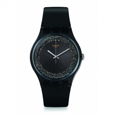 Ceas de dama Swatch SUOB156 Darksparkles