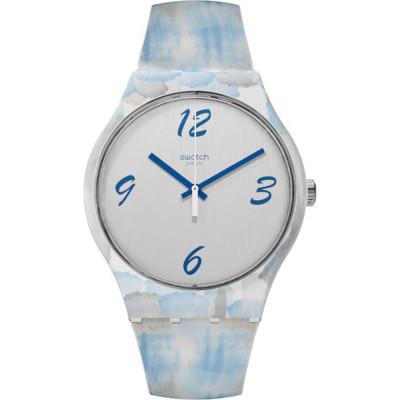 Ceas de dama Swatch SUOW149 Bluquarelle