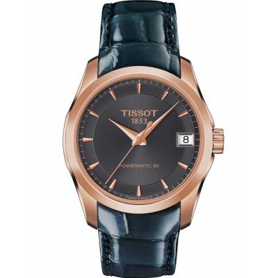 Ceas de dama Tissot T035.207.36.061.00 Couturier Powermatic 80