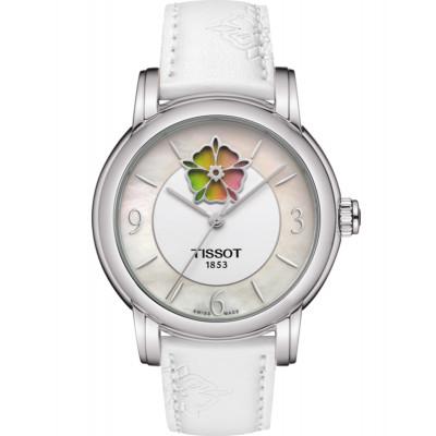 Ceas de dama Tissot T050.207.17.117.05 Heart Flower Powermatic 80