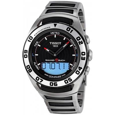 Ceas barbatesc Tissot T056.420.21.051.00 T-Touch Sailing
