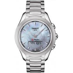 Ceas de dama Tissot T075.220.11.101.00 T-Touch