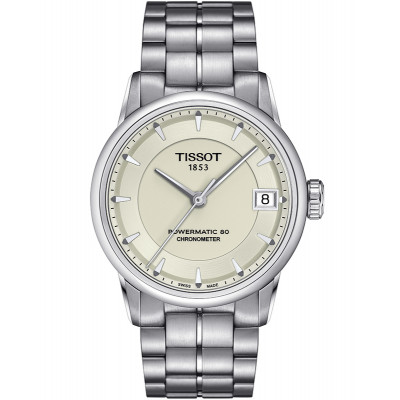 Ceas de dama Tissot T086.208.11.261.00 Luxury Powermatic 80