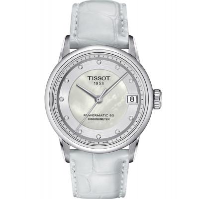 Ceas de dama Tissot T086.208.16.116.00 T-Classic Powermatic 80