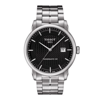 Ceas barbatesc Tissot T086.407.11.201.02 Luxury
