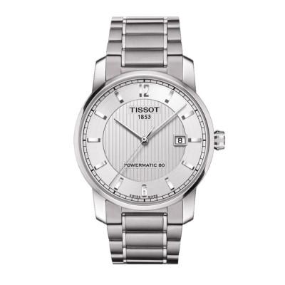 Ceas barbatesc Tissot T087.407.44.037.00 T-Classic Titanium