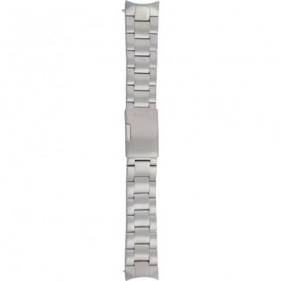 Bratara ceas Fossil FS5346 metalica