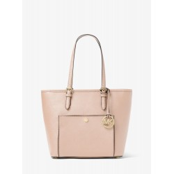 Geanta Michael Kors Jet Set Saffiano Leather 30S6GTTT2L-532 Soft Pink Medium