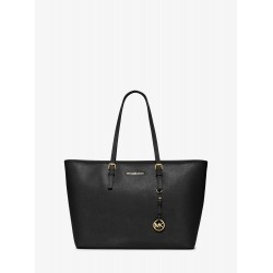 Geanta Michael Kors Jet Set Travel 30T5GTVT2L Black Medium