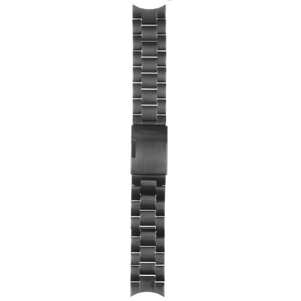 Bratara ceas Fossil CH2601 metalica Decker